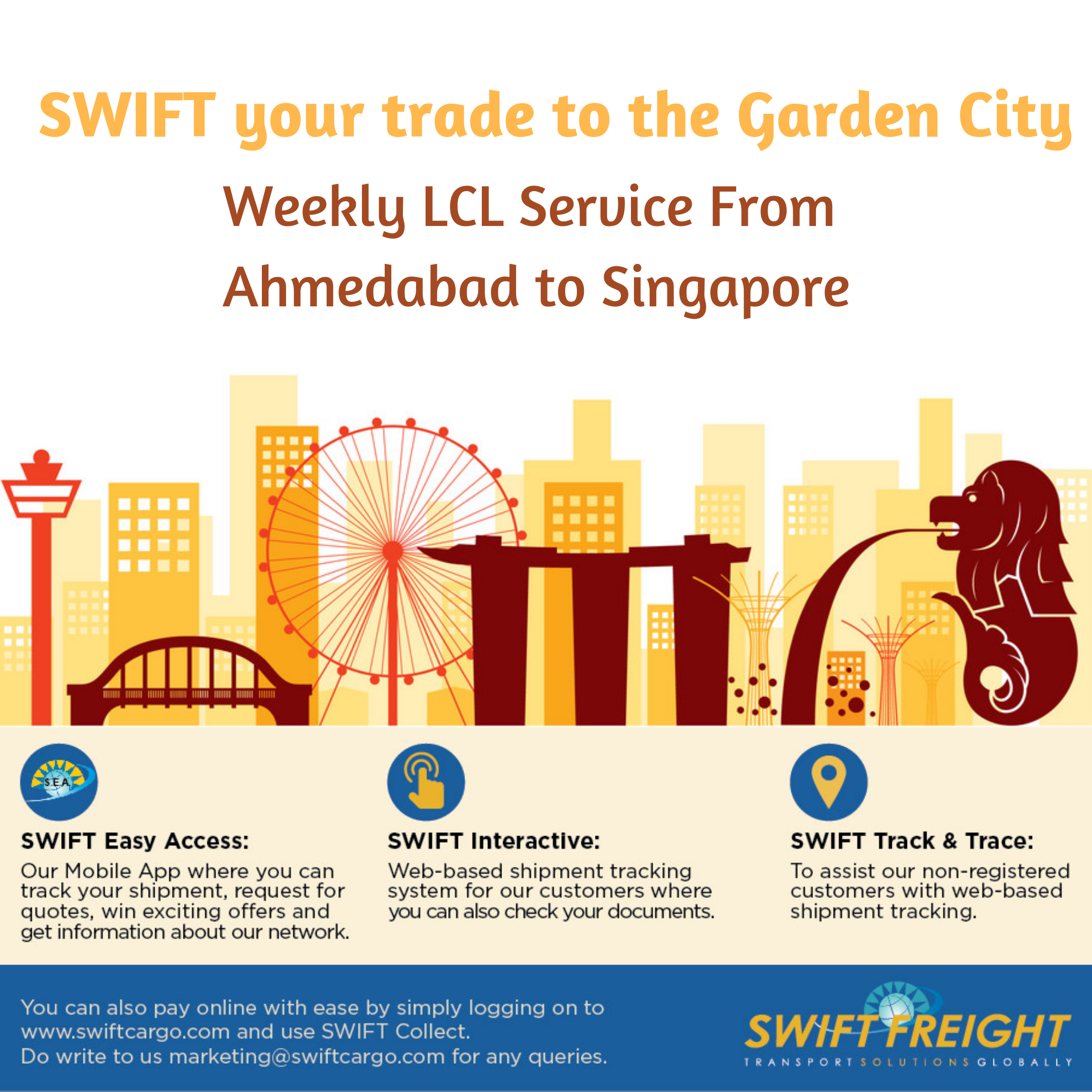 Swift Cargo - Transport Solution Globally